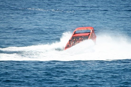 Cabo Thriller Jet Boat: Ohhh my goooosh !