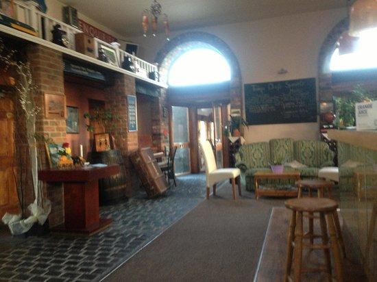 The Sidings Restaurant: Reception