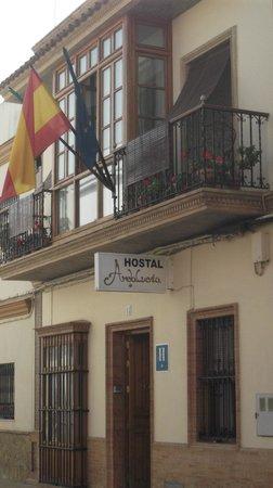Hostal Andalucia: Un Hostal magnífico con una atención encantadora y familia por parte de su personal.
