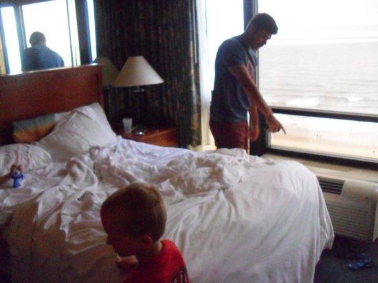 Ocean Sands Resort : Also ocean view
