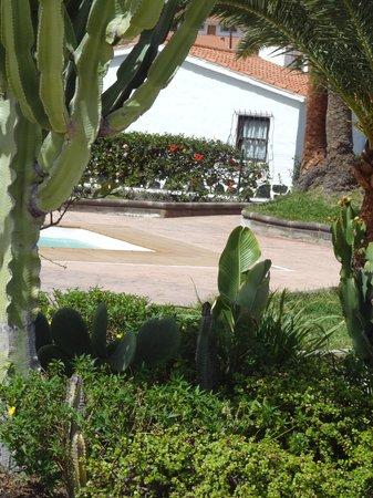Los Porches Ramon: vu depuis la terrase