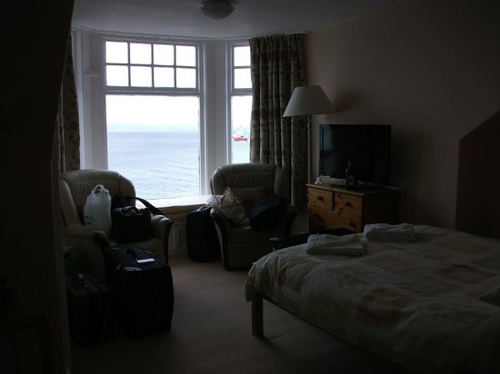 Undercliff Bed & Breakfast: Main view of the room