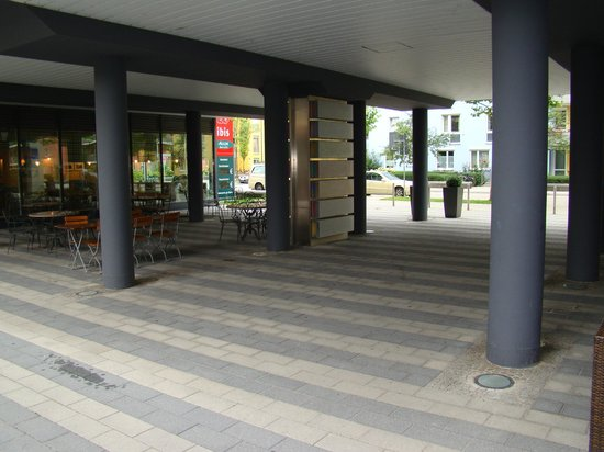 Ibis Munich Parkstadt Schwabing: Ibis Muenchen Schwabing