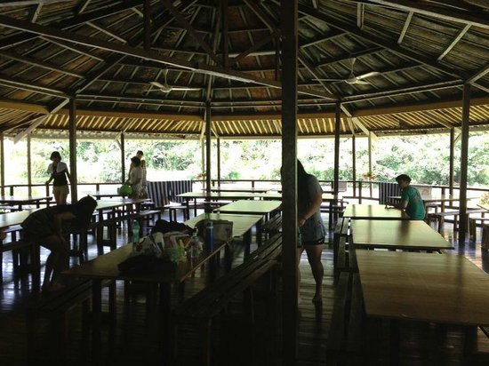 Borneo Rapid Outdoor Adventurers: The 'chillout' hut