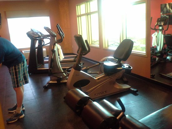 Country Inn & Suites By Carlson, Madison Southwest: Gym