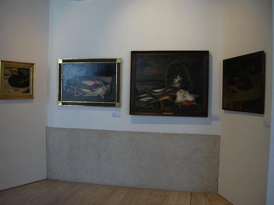 Château-Musée : peintures