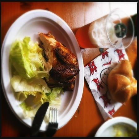 Gasser : Il pollo più buono - in Austria.