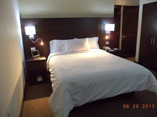 Hotel El Gran Marqués: Habitacion Standard