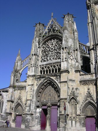 Église Saint-Jacques : eglise