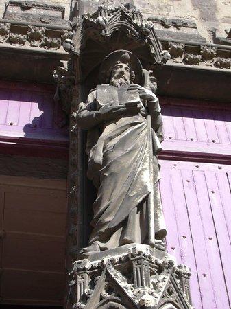 Église Saint-Jacques : St Jacques