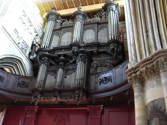 Église Saint-Jacques : Orgue