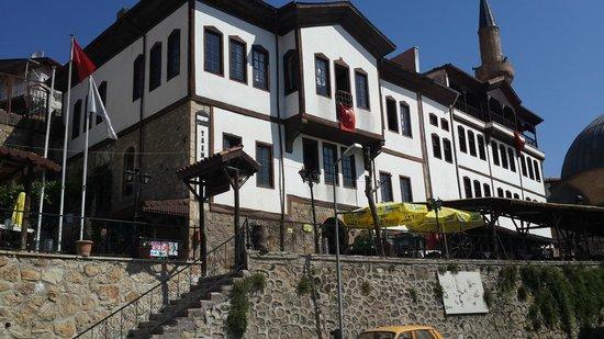 Beypazari, Турция: taş mektep..