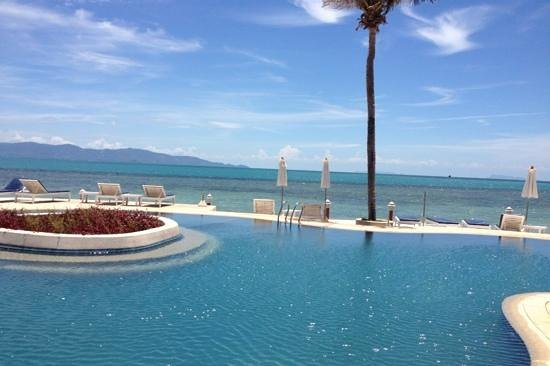 Buri Beach Resort: the pool