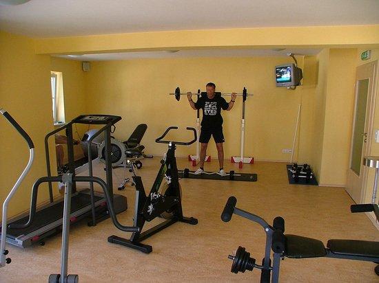 Hotel Gaensleit: Gymnasium