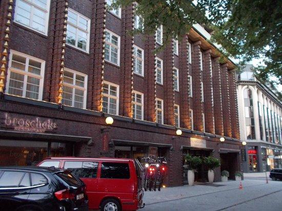 Renaissance Hamburg Hotel: Ranaissance Hamburg