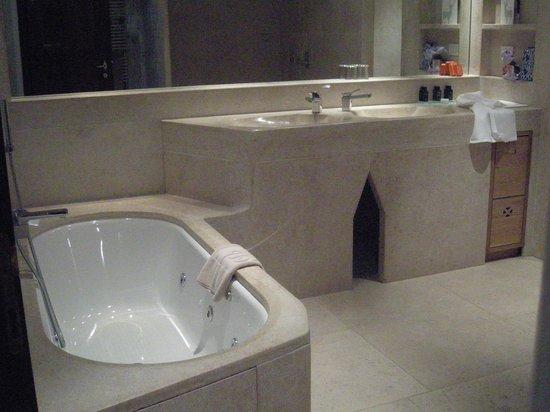 Saint Hubertus Resort: bagno