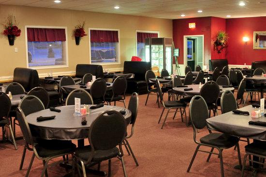Yellowstone River Inn: Restaurant