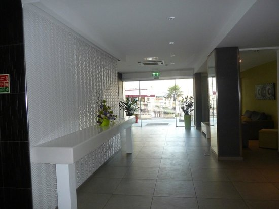 San Pawl Hotel: Hall