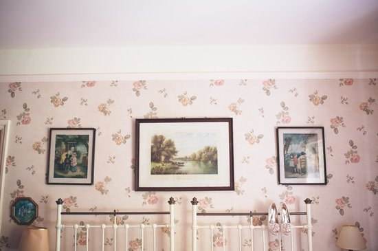 Alconbury Guesthouse : Balcony Suite details
