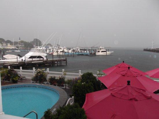 Chippewa Hotel Waterfront: Beautiful view!!