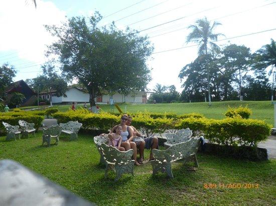 Viver Hotel Fazenda: Linda paisagem