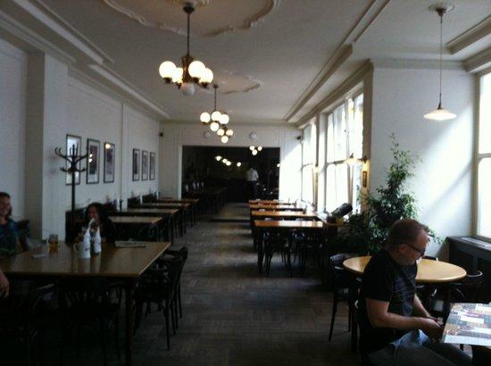 Kolkovna Savarin : Indoor