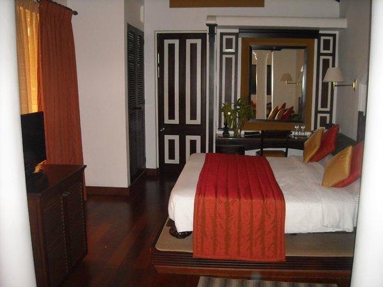 Cinnamon Lodge Habarana: The deluxe room