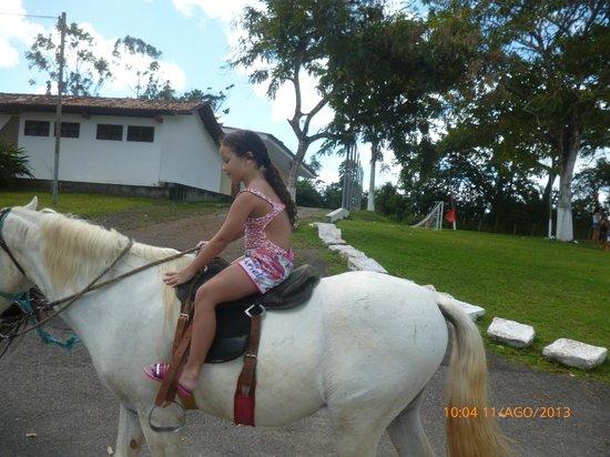 Viver Hotel Fazenda: Feliz