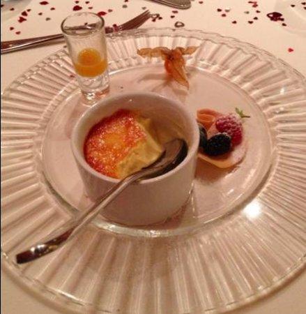 L'amuse Bouche Restaurant: Dessert