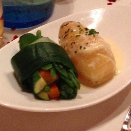Wine picture of l 39 amuse bouche restaurant great malvern for Amuse bouche cuisine