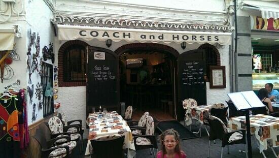 The Coach and Horses: Good food!