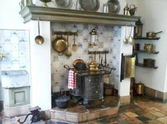 Couven Museum: la cucina