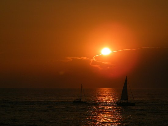 Cafe Del Mar: tramonto
