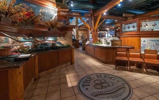 Banff Caribou Lodge & Spa: Keg Steakhouse & Bar at the Caribou Lodge