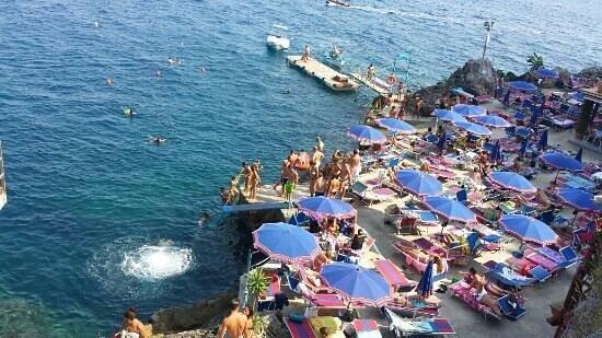Conca dei Marini, Italie: bellissimo