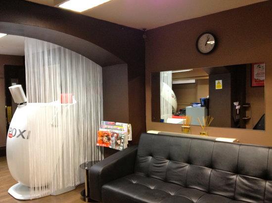 Treatments at Bank: HYPOXI Studio