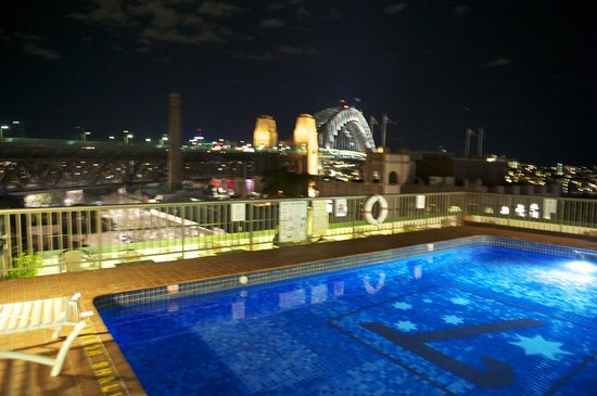 Roof Top Heated Swimming Pool Picture Of Holiday Inn Old Sydney Sydney Tripadvisor