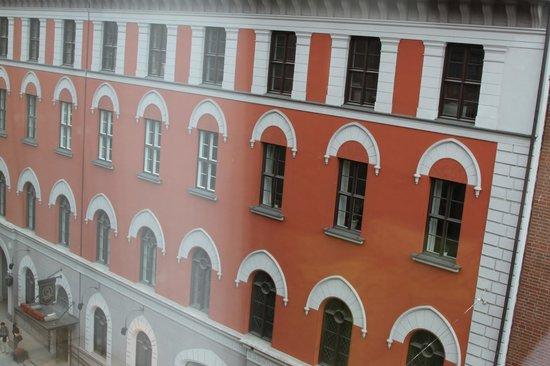 Hotel Bristol: View