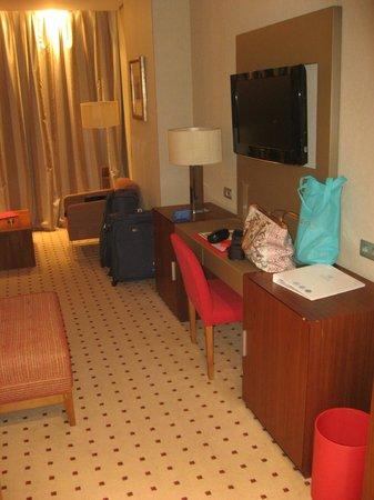 Gran Hotel Las Caldas: Habitación