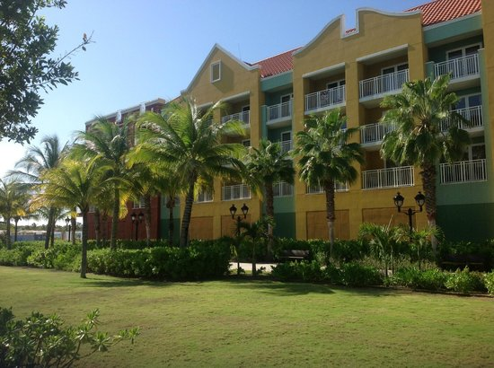 Grounds Picture Of Renaissance Curacao Resort Amp Casino