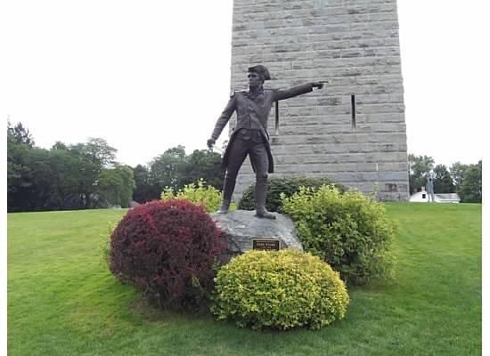 Bennington Battle Monument: General Stark
