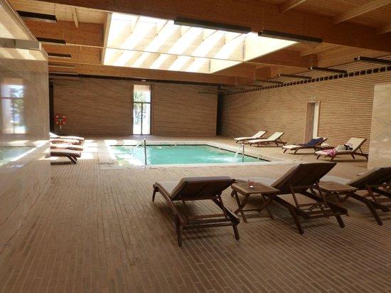 Hotel Porto Santo & SPA : Spa, piscine intérieure