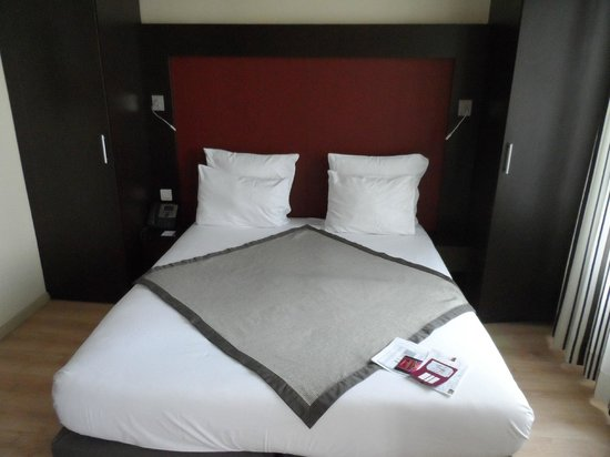 Appart'City Confort Marne la Vallee - Val d'Europe: Letto