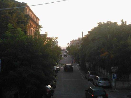 Hotel Ristorante Antica Marina : Vista dalla nostra stanza