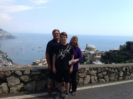 Rome Driving Tours : Our Family