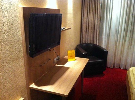 Ott's Hotel Leopoldshöhe: Tv