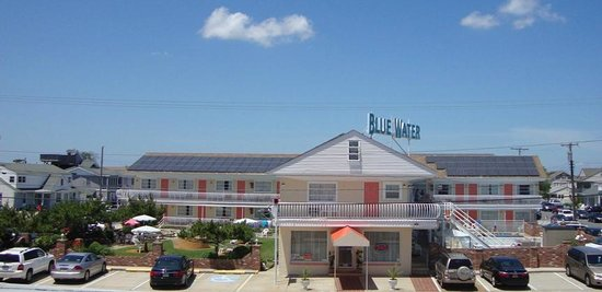 Blue water motel updated 2017 prices reviews wildwood for Blue fish inn cape may nj