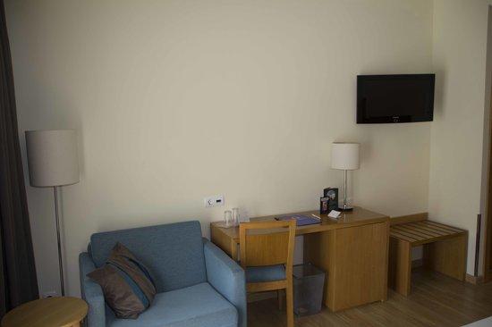 Hotel Caravelas: Habitación