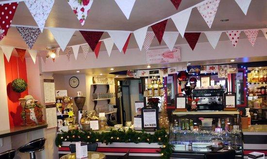 Café Bellinis: Interior