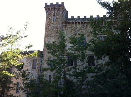 Chalabre, ฝรั่งเศส: partie médiévale du château